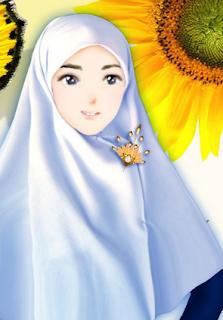 Perintah dan Hukum Memakai Jilbab Bagi Wanita Muslim