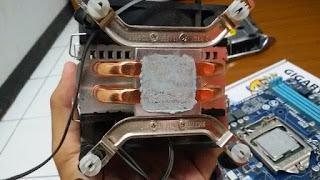Tips Cara Membersihkan Thermal Compound Yang Benar Pada CPU