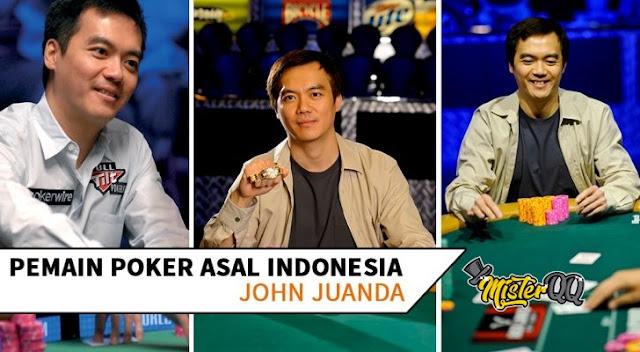 John Juanda,  Juara Judi Poker Dari Medan Indonesia