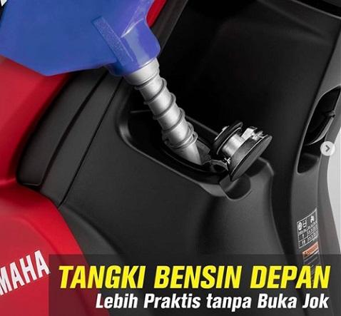 Tangki Bahan Bakar Yamaha FreeGo