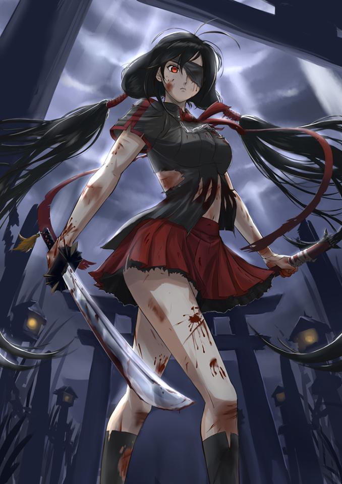 Hình ảnh Blood C