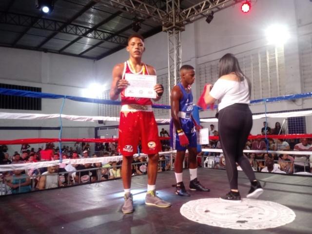 Amargosense conquistou sua 5° vitória em campeonato de Boxe