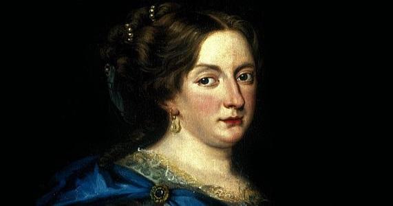 Christina, İsveç Kraliçesi Ölümü