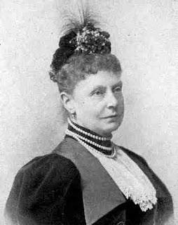 Prinzessin Friederike Wilhelmine Luise Elisabeth Alexandrine von Preußen (* 1. Februar 1842 in Berlin; † 26. März 1906 auf Schloss Marly in Potsdam)