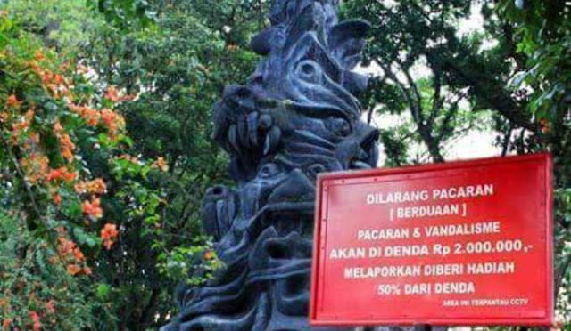 Monumen Pahlawan Tak Dikenal Bukittinggi