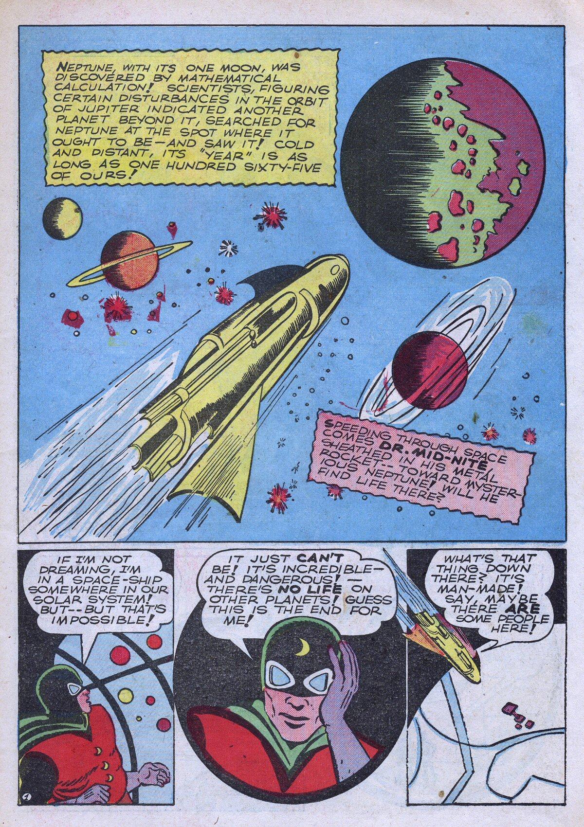 Read online All-Star Comics comic -  Issue #13 - 22