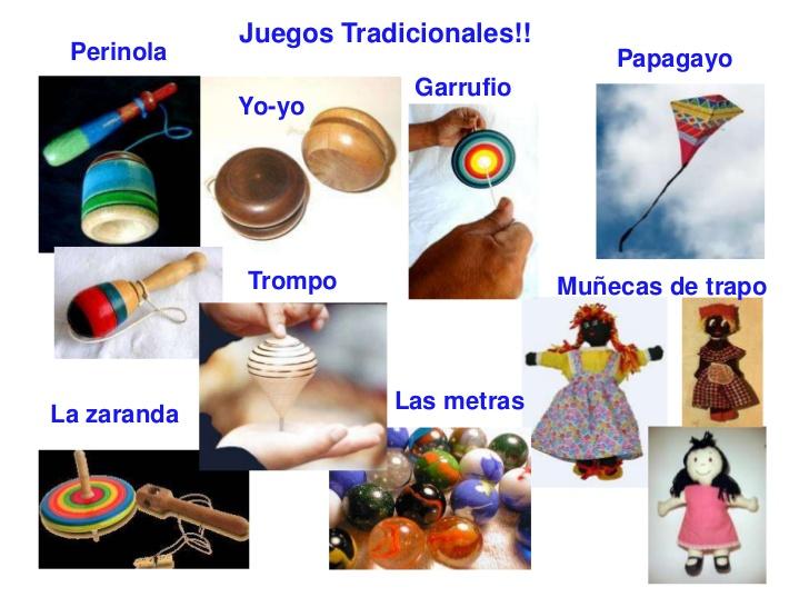 La Importancia De Los Juegos Tradicionales En La Familia