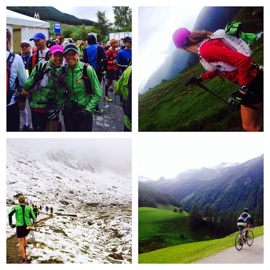 2014 Gore-Tex Transalpine Run: Stage Four