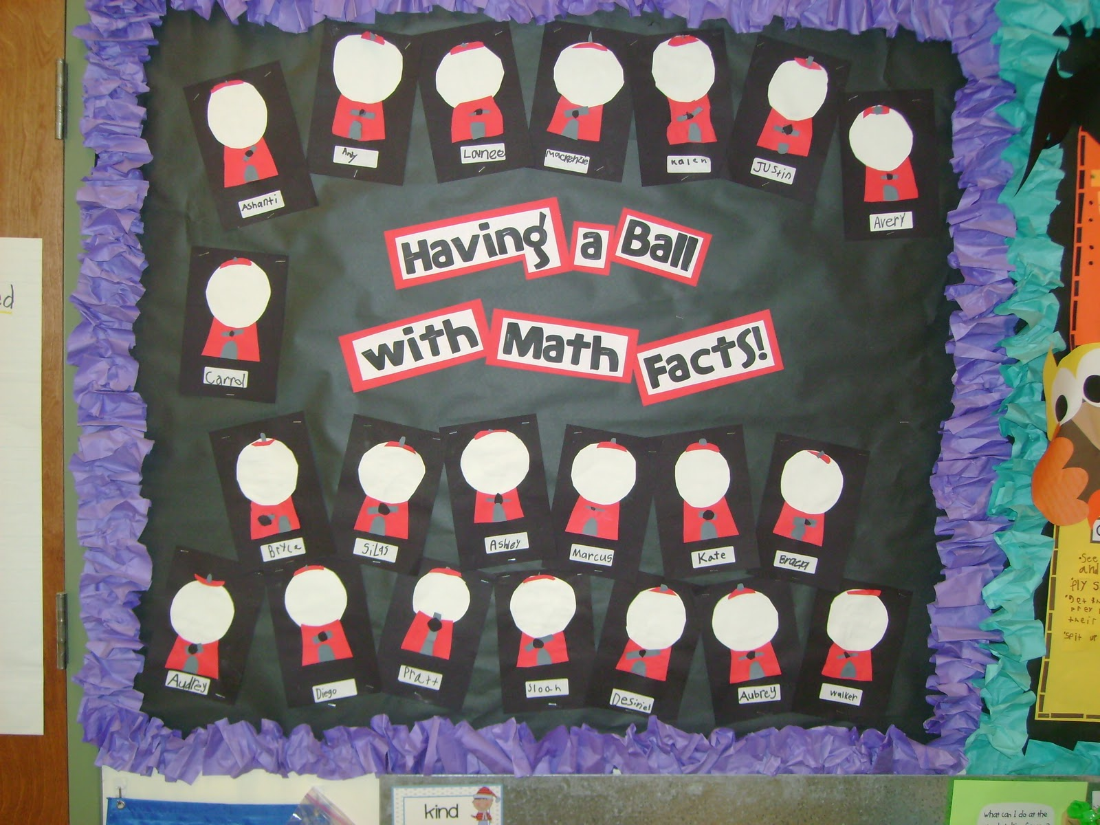Learning Those Math Facts | Peace, Love, and First Grade