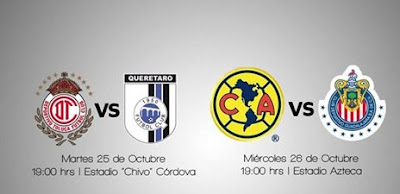 Semifinales Copa MX 2016