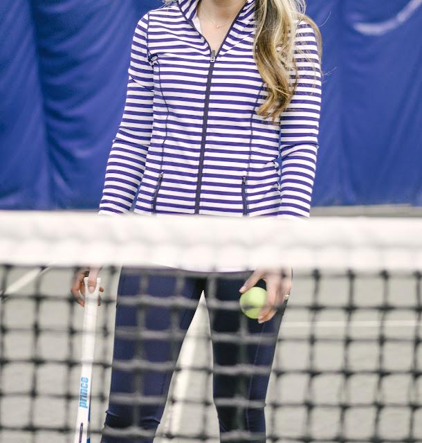 j. mclaughlin tennis outfit