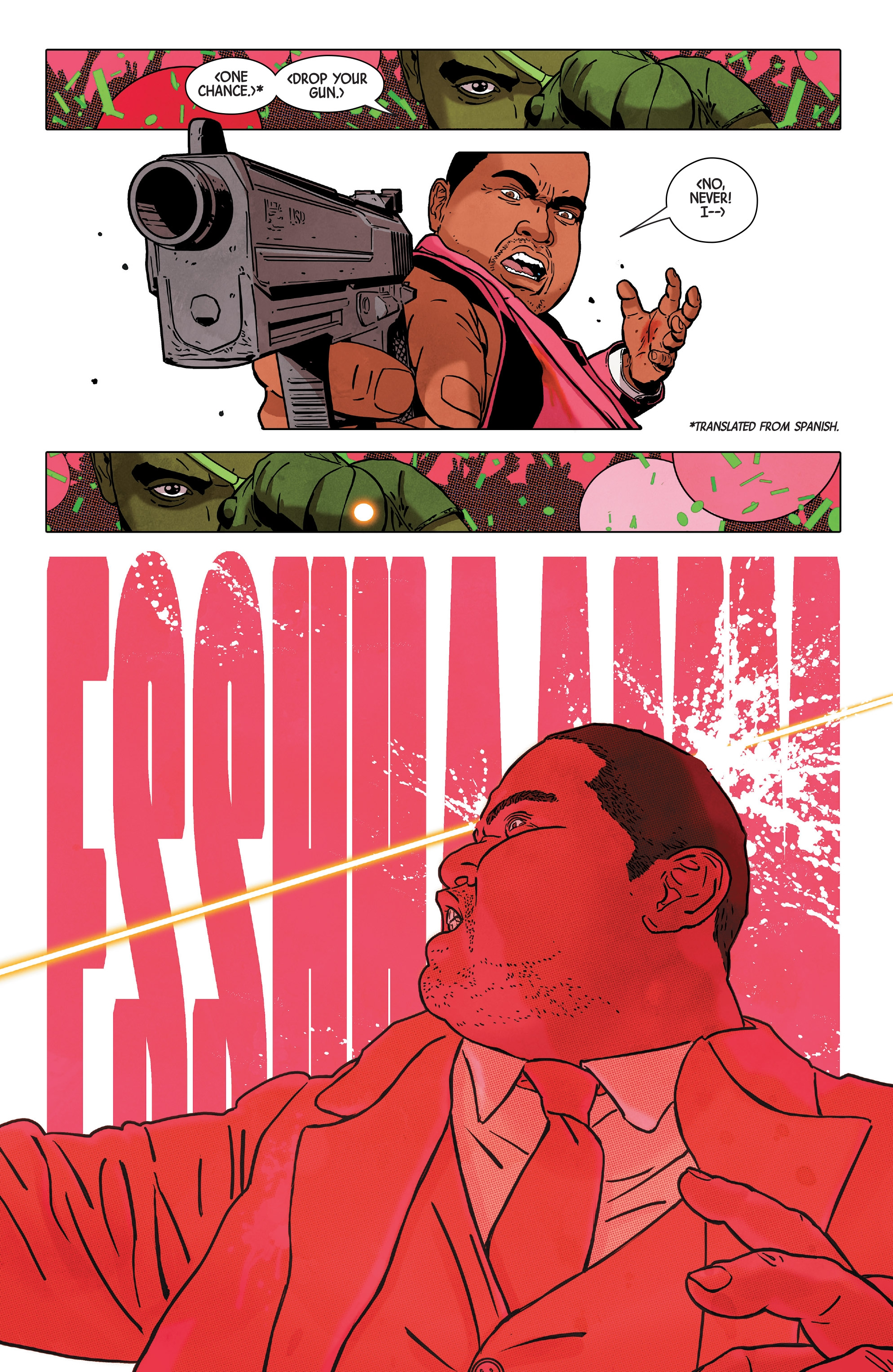 Read online Nick Fury comic -  Issue #3 - 16