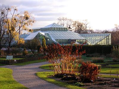 Kebun Botani Bergian - Swedia