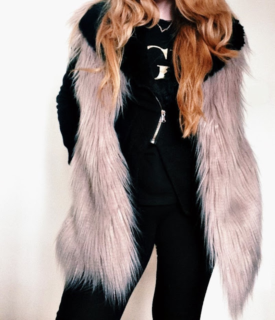 WINTER JACKET&FAKE FUR