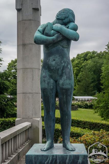 Obra de Gustav Vigeland en Oslo
