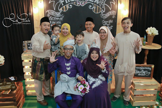 Wedding Fikeri & Hamizah