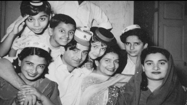 Krishna Raj Kapoor Rare and Unseen Pictures
