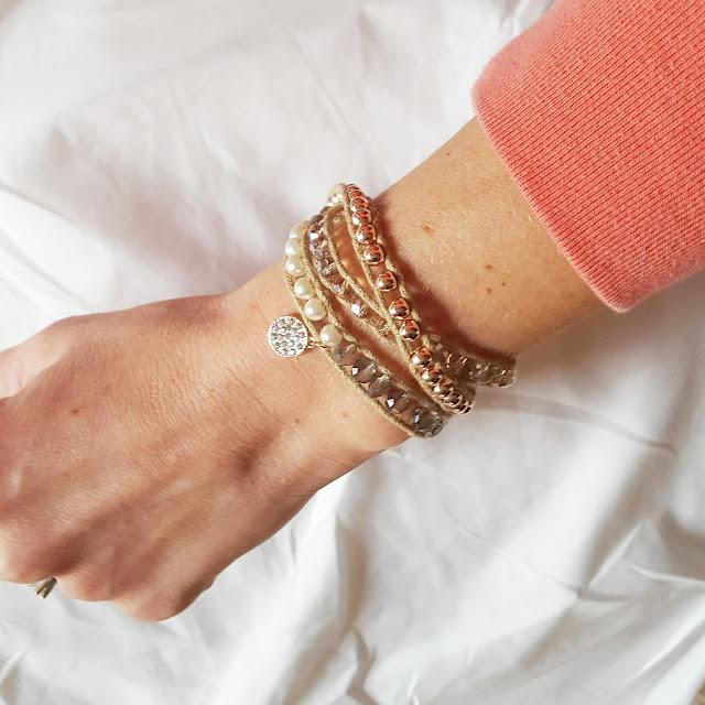 LOFT: Wrap Bracelet only $10 (reg $25) + Free Shipping!