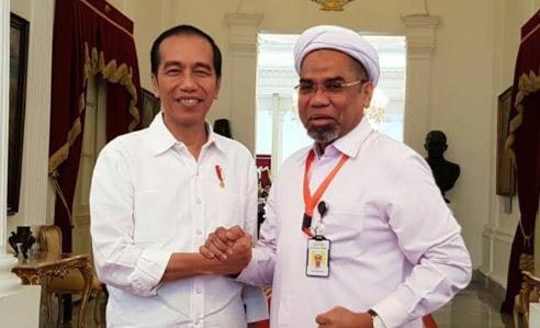 Sebut Gaji Megawati Kecil, Begini Komentar Makjleb Netizen untuk Ali Muchtar Ngabalin