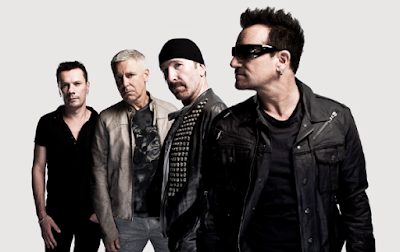 """Lirik Lagu U2 - Lights of Home"""
