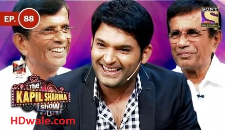 The Kapil Sharma Show Episode 88 Download – 11th March 300mb
