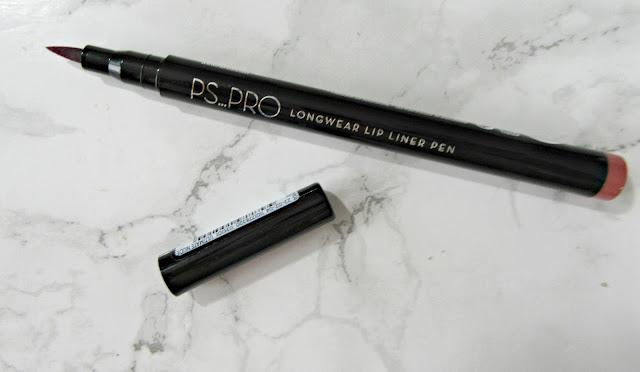PS Pro Longwear Lip Liner Pen