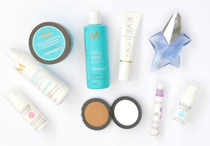 productos cosméticos favoritos del mes de julio