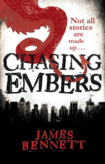 Interview with James Bennett and Review of Chasing Embers