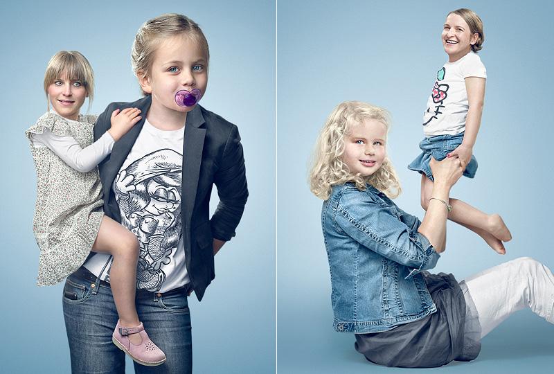 Big Kids Vs Little Parents - Photograph by Paul Ripke ...