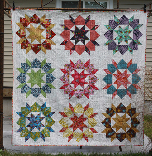 Swoon Quilt Free Pattern