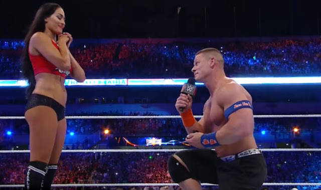 John Cena Proposing Hd WallPapers