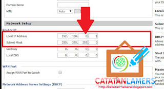 Tutorial Cara Setting Repeater Mode WISP Pada Router DD-WRT Linksys WRT54GL
