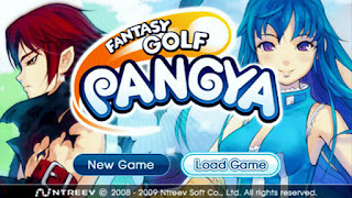 Game Pangya: Fantasy Golf ISO PPSSPP Download