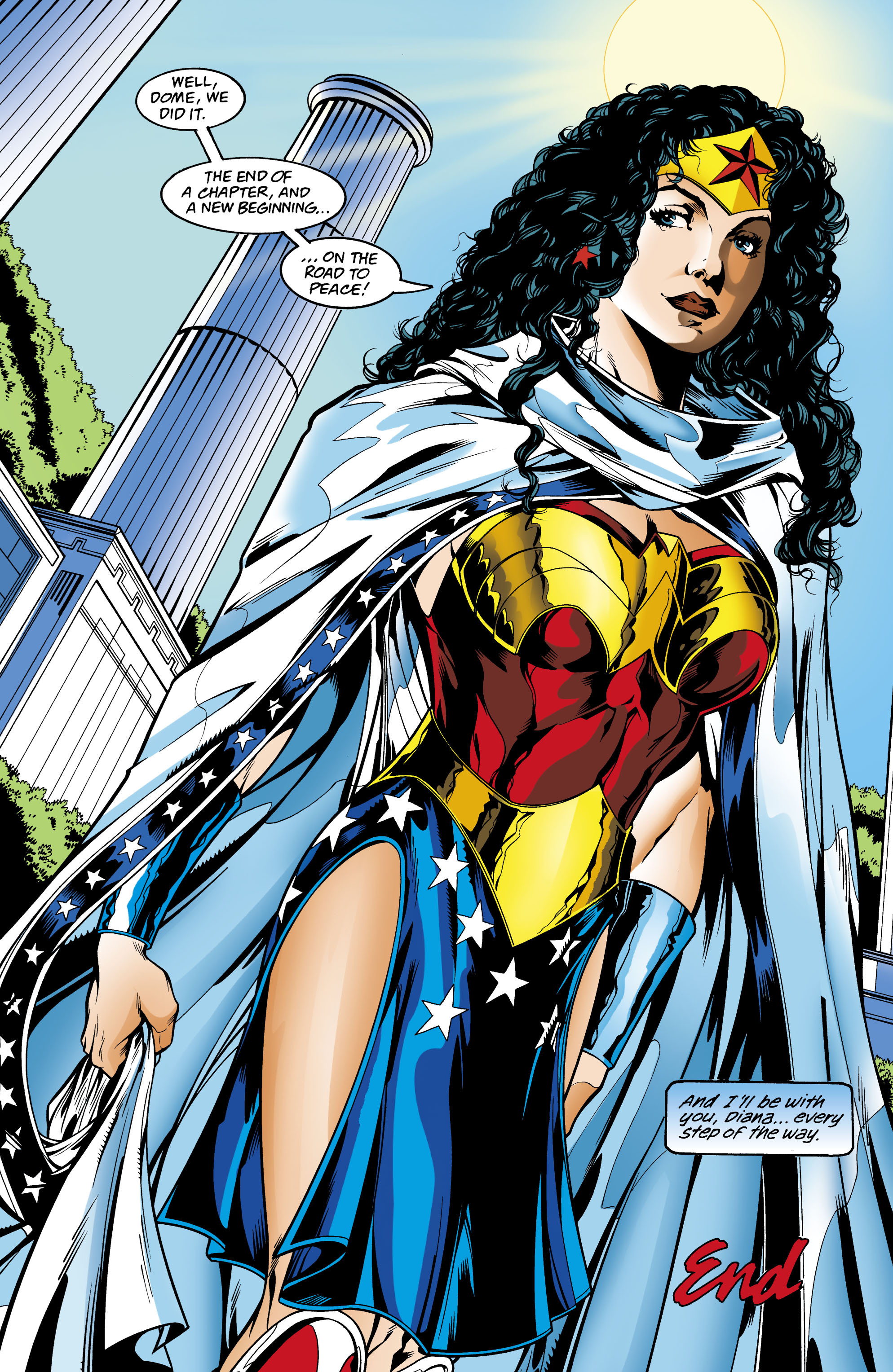 Read online Wonder Woman (1987) comic -  Issue #159 - 23