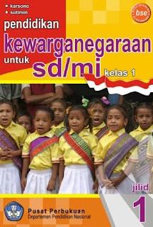 Pendidikan Kewarganegaraan Kelas 1 Karsono Sutimin 2009