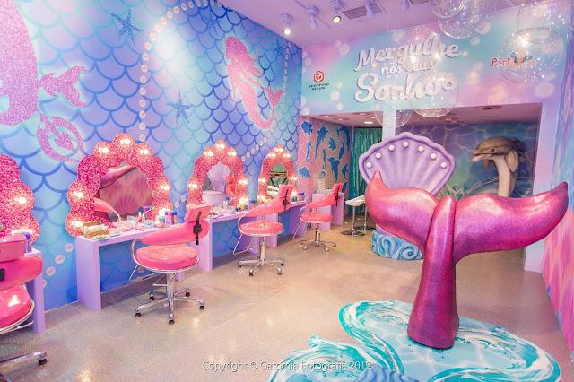 Mundo Sereísmo no Shopping Recife Atividade lúdica transportará as crianças para o universo do fundo do mar