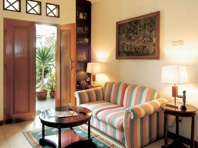 model ruang tamu rumah minimalis sederhana