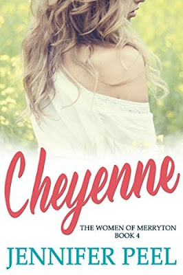 Heidi Reads... Cheyenne by Jennifer Peel
