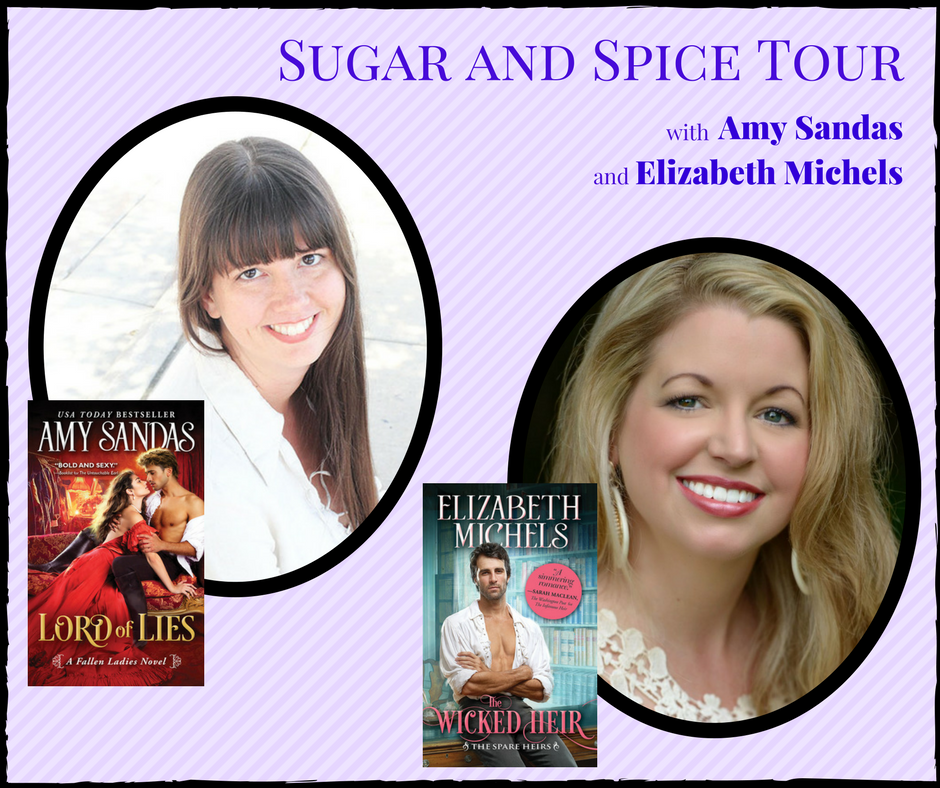 The Eater Of Books Sugar And Spice Tour And Giveaway With Amy