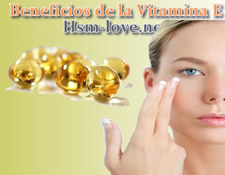 Beneficios de Vitamina E