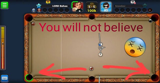 8 ball pool The best indirect highlights