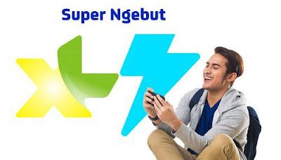 Harga Paket Internet XL Super Ngebut