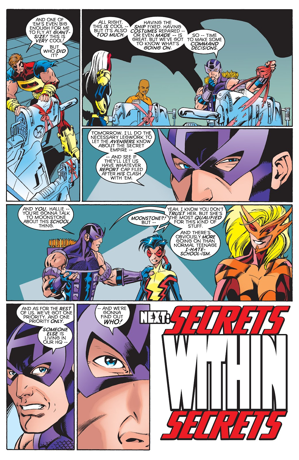Read online Hawkeye & The Thunderbolts comic -  Issue # TPB 1 (Part 3) - 49