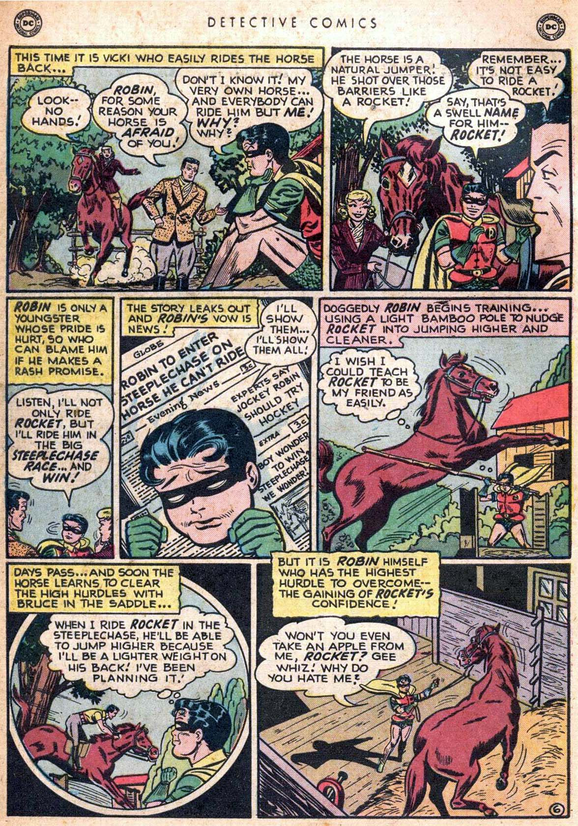 Detective Comics (1937) 157 Page 7