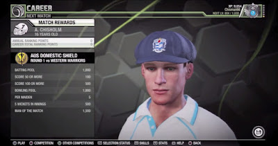 Don Bradman cricket 17 carrier mode
