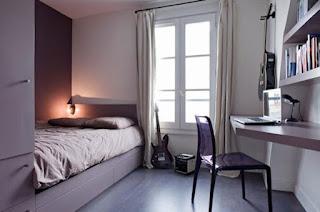 desain kamar tidur kecil tapi nyaman