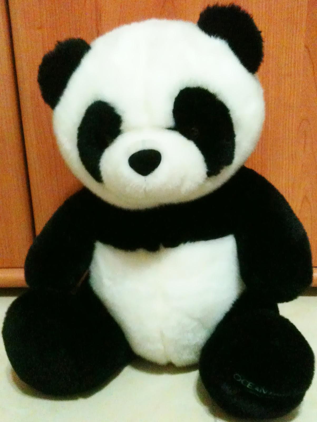 Ace Swan Blog  Soft toy panda a654ee35d