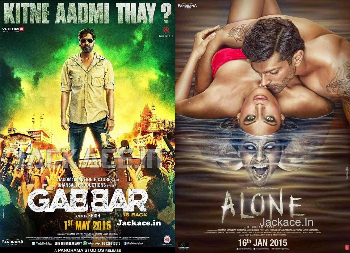 Gabbar is Back Evicts Alone; Becomes 10th Highest Grosser Of 2015