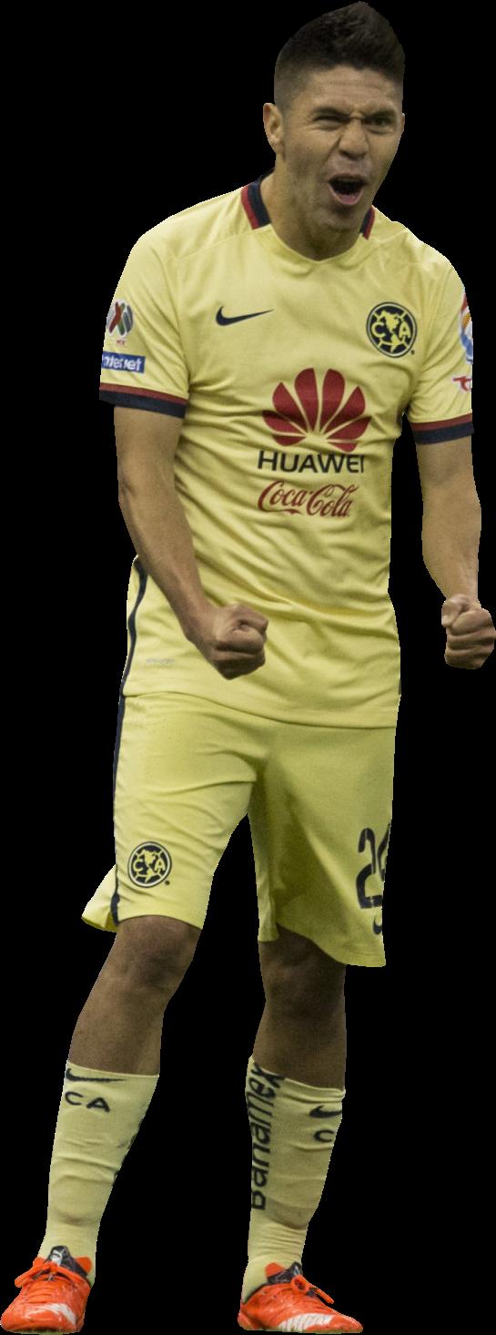 Pro Renders Futboleros Oribe Peralta