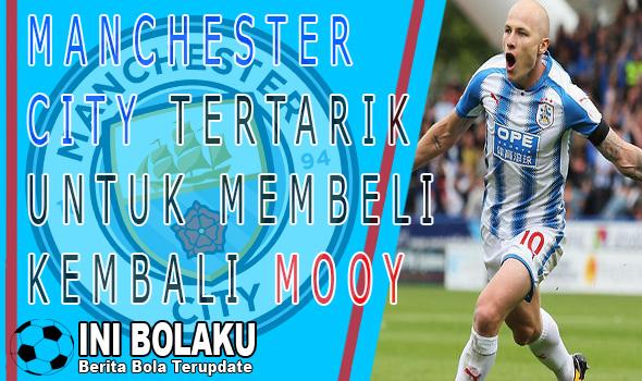Aaron Mooy Kembali Dipertimbangkan Manchester City